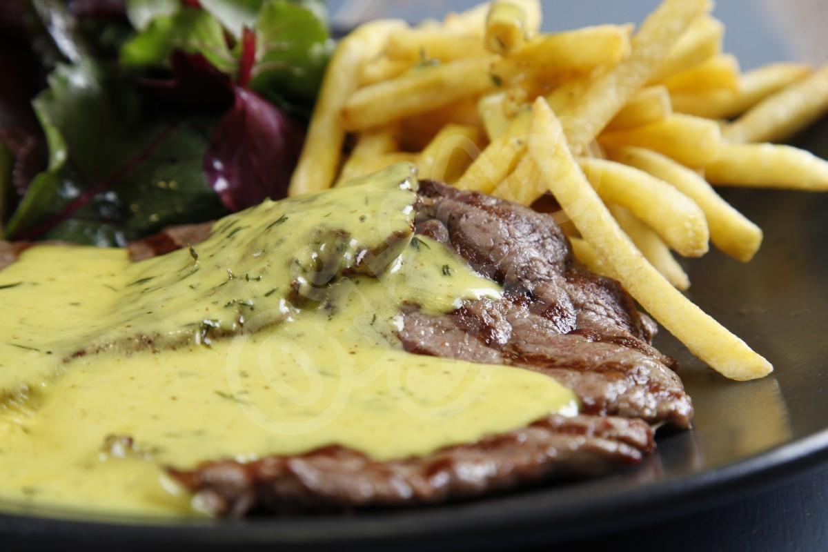 Steak Cafe De Paris