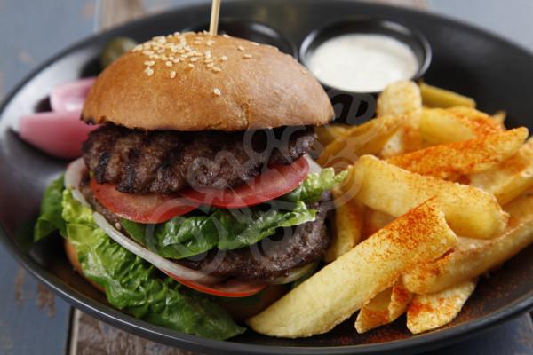 Hamburger - Klasik